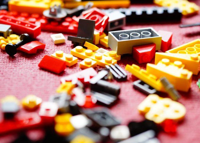 trains lego